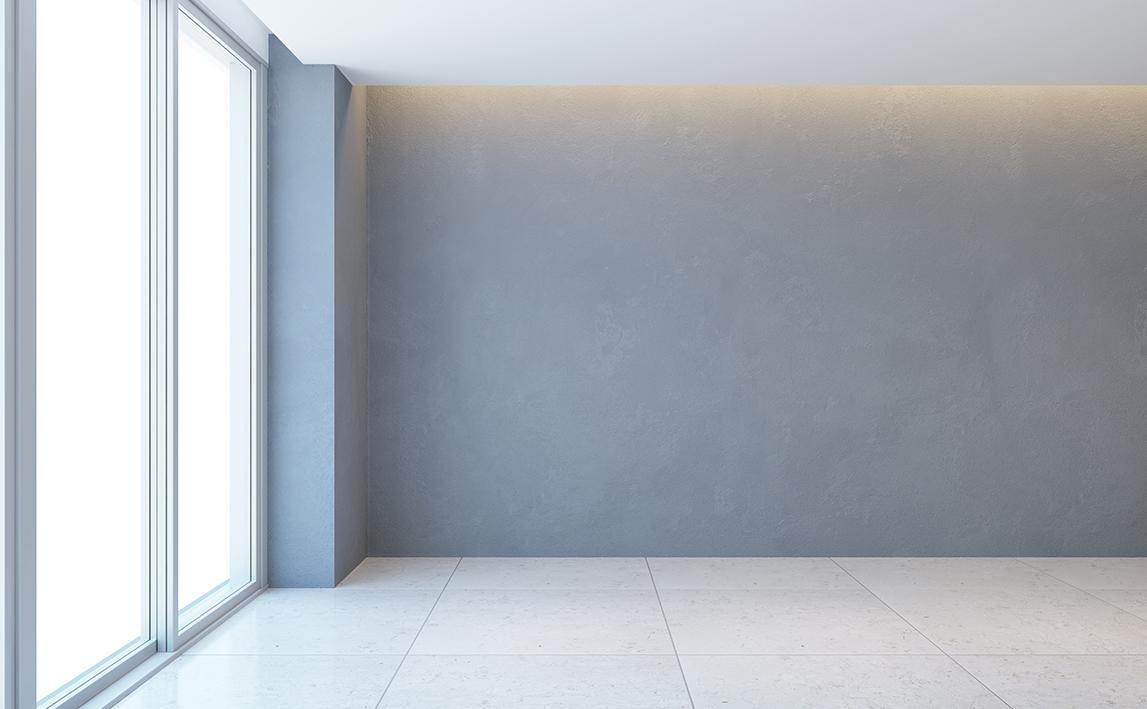 Hoeveel kost het stuken van mijn woonkamer?