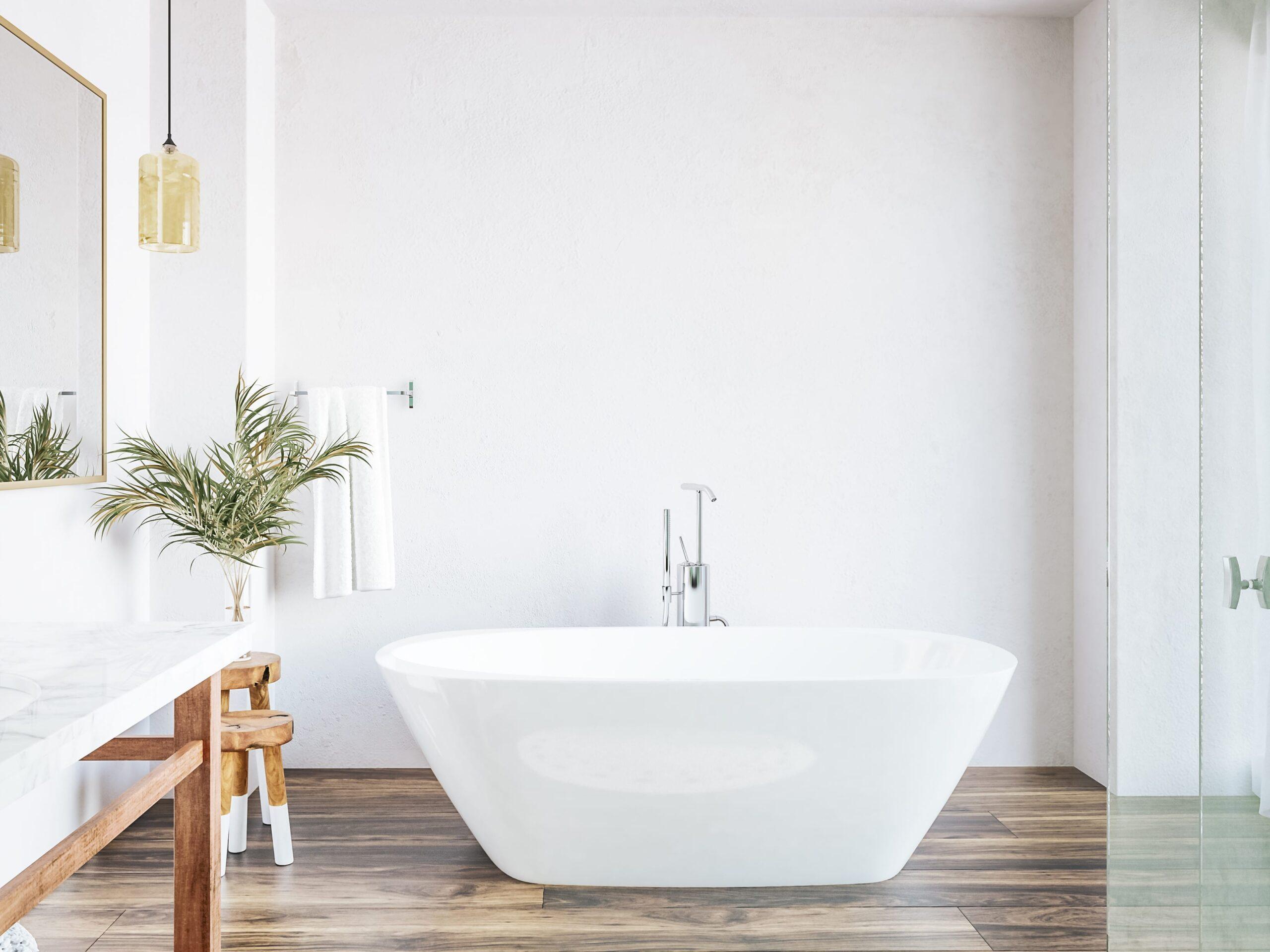 Welk stucwerk is geschikt voor badkamers?